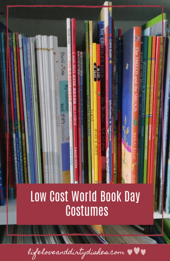 low cost world book day costume ideas that are simple and quick