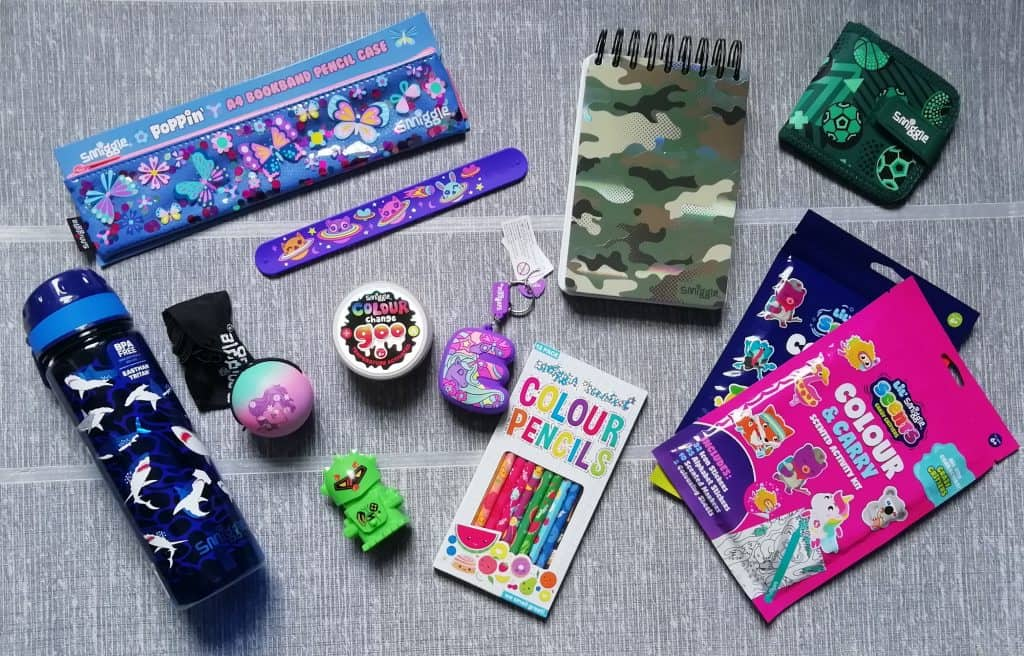 stocking fillers from Smiggle
