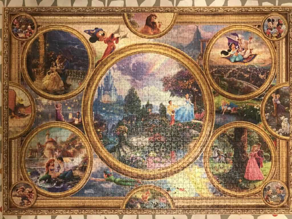 benefits of doing a jigsaw puzzle