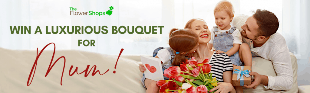 Mothers Day Bouquet giveaway
