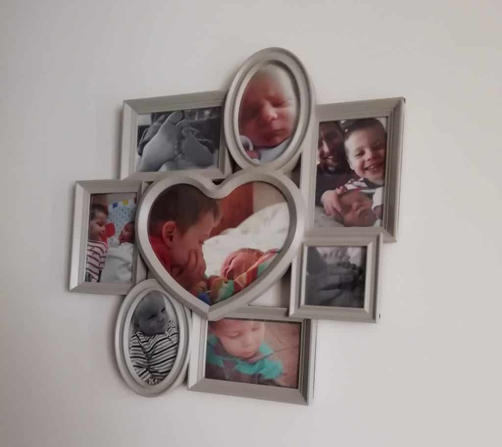 photos in your home