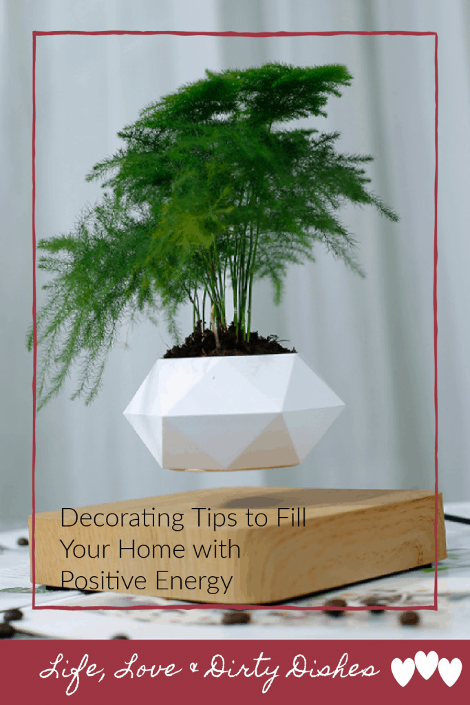 Decorating tips to bring positive energy into your home